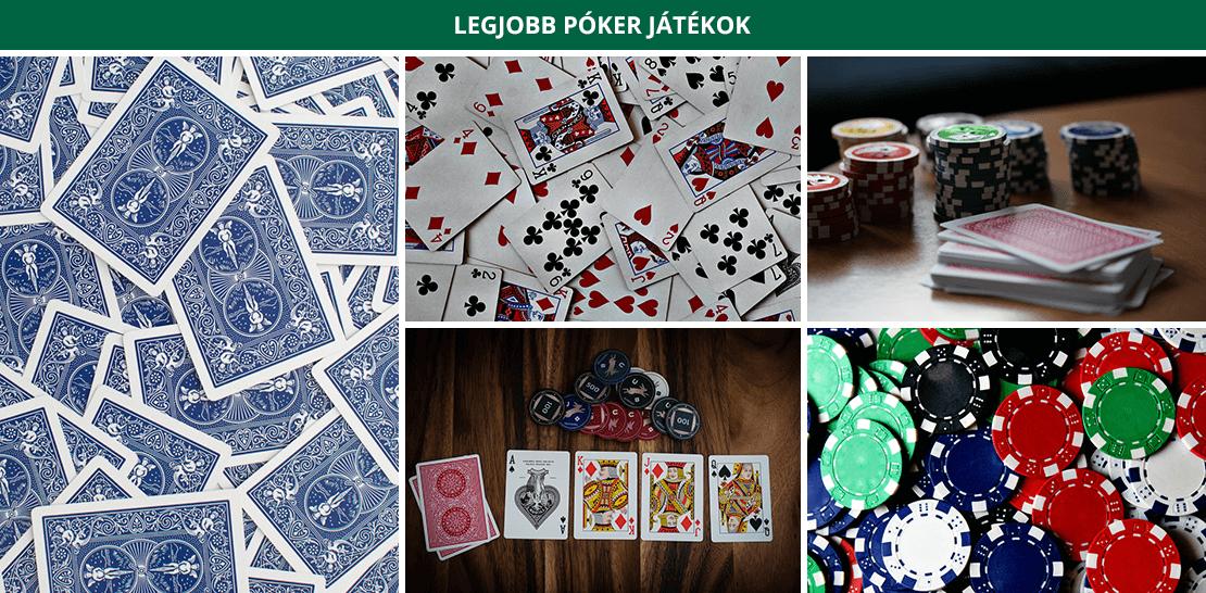 Játékok Poker